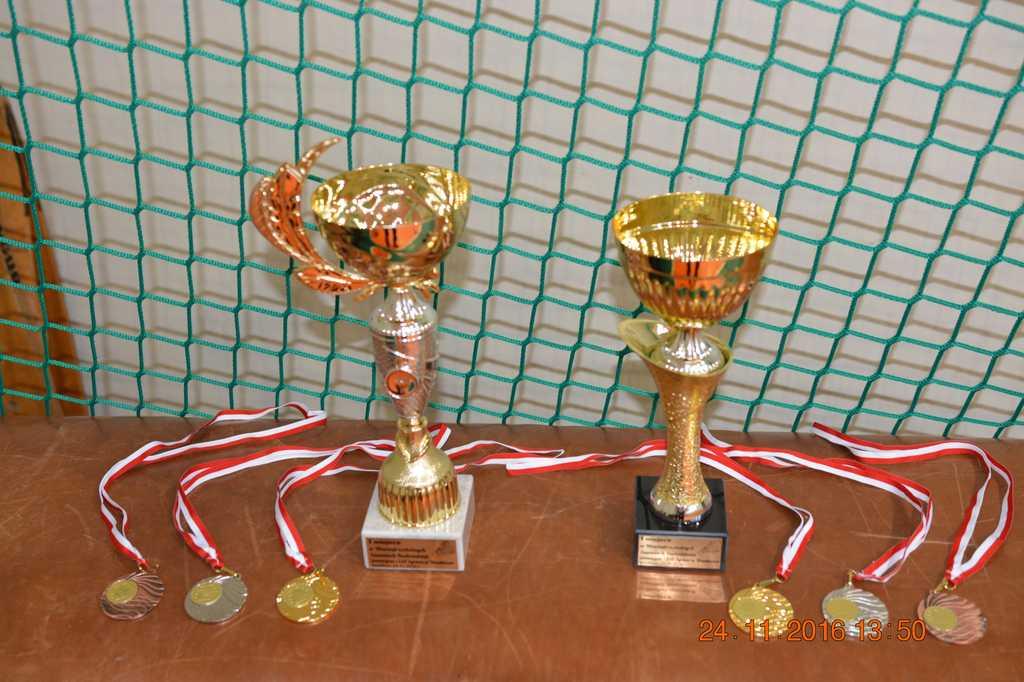 Turniej Badmintona 2016